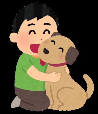 ATU 福岡 警備 日記 愛犬